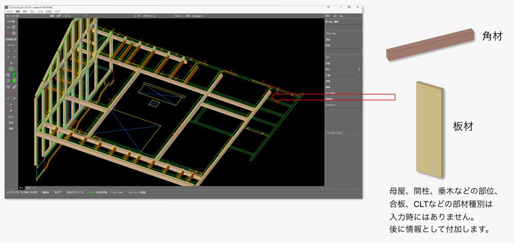 cadwork 3Dモデル